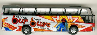 Rietze Neoplan-Cityliner Bur-Busse/Superman