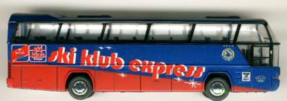 Rietze Neoplan-Cityliner Ski klub express