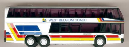 Rietze Neoplan-Skyliner West Belgium Coach, Oostende