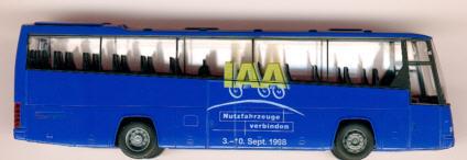 Rietze Volvo B12-600 Euro-Comet IAA '98 Logo