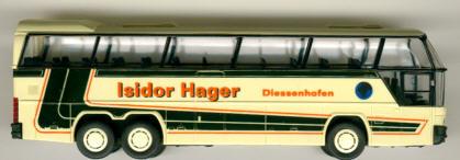 Rietze Neoplan-Cityliner Isidor Hager
