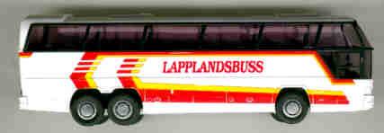 Rietze Neoplan-Cityliner Lapplandsbuss             S