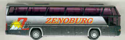 Rietze Neoplan-Cityliner Zenoburg  Dorf Tirol     I