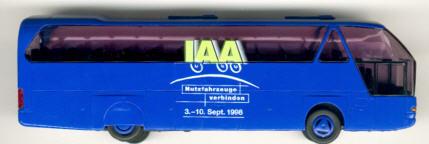 Rietze Neoplan-Starliner IAA '98 mit Logo