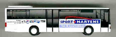 Rietze Setra S 315 UL Sport Martens