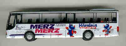 Rietze Setra S 315 GT Merz-Reisen