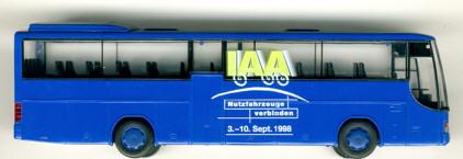 Rietze Setra S 315 GT-HD IAA '98 mit Logo