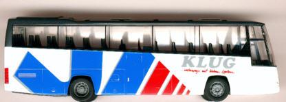 Rietze Volvo B12-600 Euro-Comet KLUG-Reisen