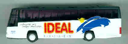 Rietze Volvo B12-600 Euro-Comet Ideal-Reisen