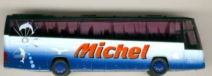 Rietze Volvo B12-600 Euro-Comet RTB Michel CAR-Reisen    CH