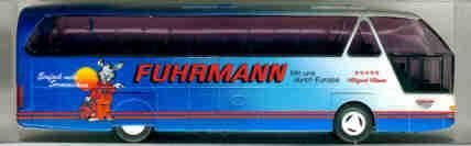 Rietze Neoplan-Starliner Fuhrmann, Rennau