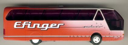 Rietze Neoplan-Starliner Efinger-Reisen, Aichach
