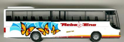 Rietze Setra S 315 GT-HD Reba-Eno
