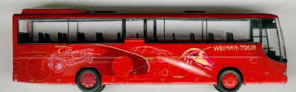 Rietze Setra S 315 GT-HD Weimar-Tour, Weimar
