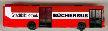 Rietze Mercedes Benz MB  O 530 Citaro Stadtbibliothek/Bücherbus