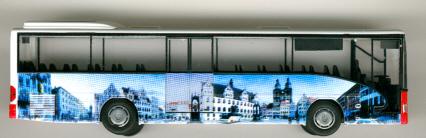 Rietze Mercedes Benz MB  Integro SCALAR - Lutherst.Wittenberg