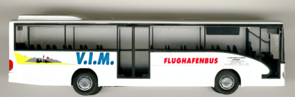 Rietze Mercedes Benz MB  Integro V.I.M.-Flughafenbus