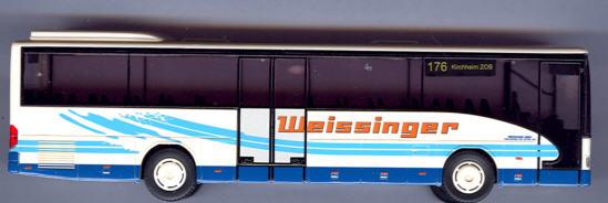 Rietze Mercedes Benz MB  Integro Weissinger,Bissingen