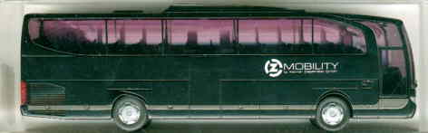 Rietze Mercedes Benz MB  Travego 2-achs. Mobility,Ziegelmeier,Bo