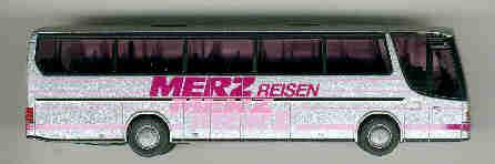 Rietze Setra S 315 HD Merz-Reisen