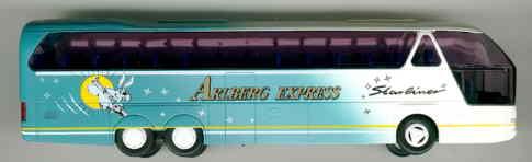 Rietze Neoplan-Starliner - 3-achs. Arlberg-Express           A