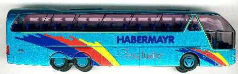 Rietze Neoplan-Starliner - 3-achs. Habermayr,Neuburg