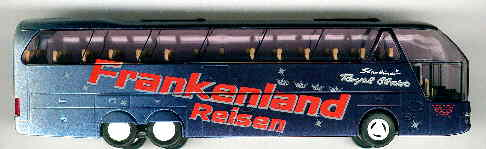Rietze Neoplan-Starliner - 3-achs. Frankenland-Reisen