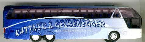 Rietze Neoplan-Starliner - 3-achs. Kattner & Gelbenegger (A)