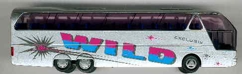 Rietze Neoplan-Starliner - 3-achs. Wild,Emskirchen