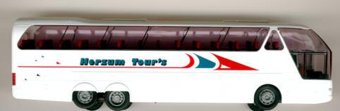 Rietze Neoplan-Starliner - 3-achs. Herzum Tour's, Korbussen