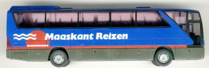 Rietze Mercedes Benz MB  O 350 MAASKANT-Reizen          NL
