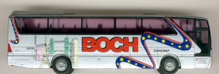 Rietze Mercedes Benz MB  O 350 Boch-Reisen, Hartheim