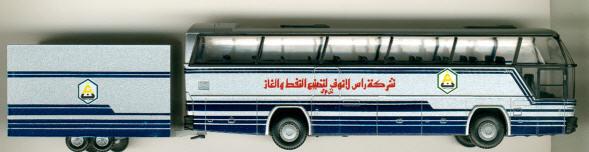 Rietze Neoplan-Cityliner arab.Schriftzeichen m.Anhäng