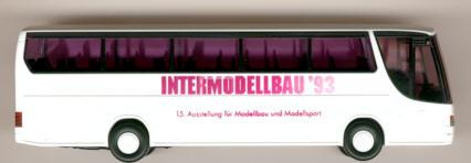 Rietze Setra S 315 HDH INTERMODELLBAU DO '93