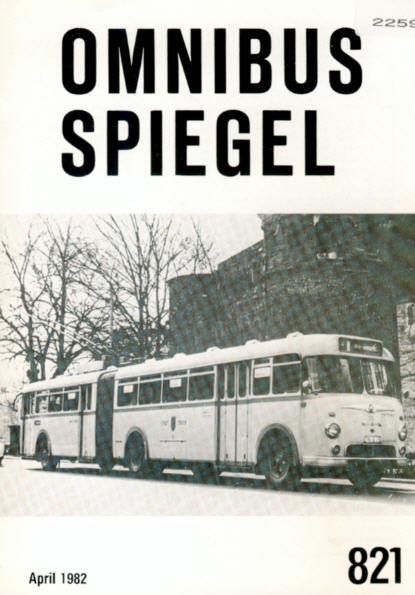 Omnibusspiegel 821
