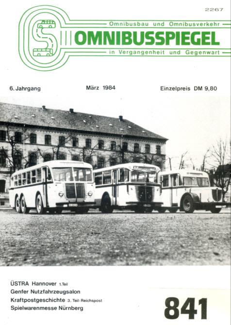 Omnibusspiegel 841