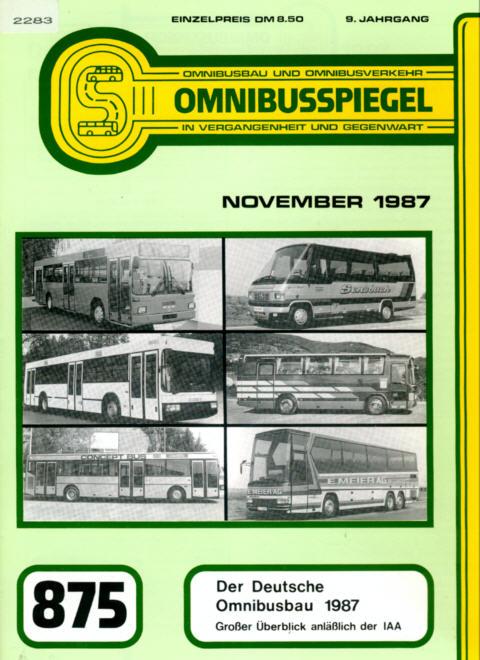 Omnibusspiegel 875