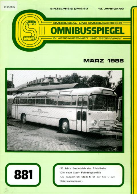 Omnibusspiegel 881