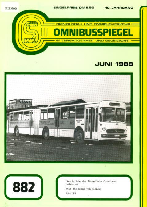 Omnibusspiegel 882