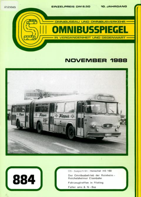 Omnibusspiegel 884