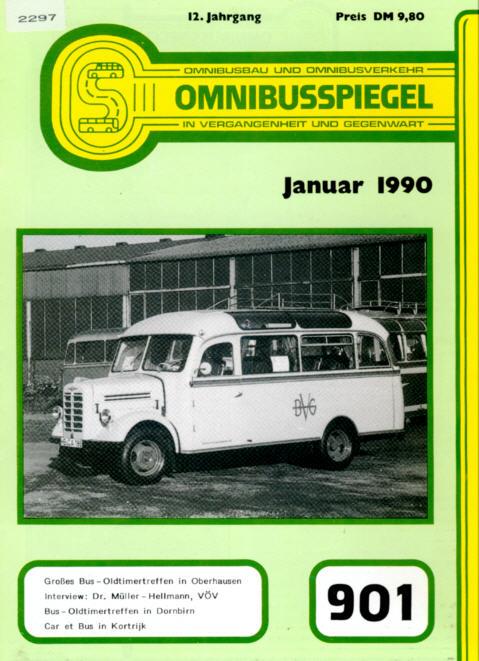 Omnibusspiegel 901