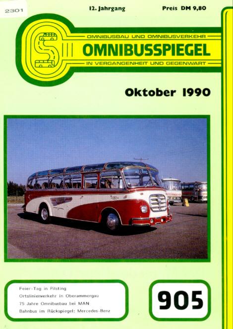 Omnibusspiegel 905