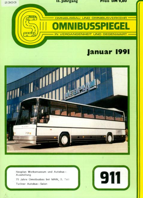 Omnibusspiegel 911