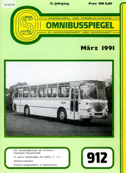 Omnibusspiegel 912