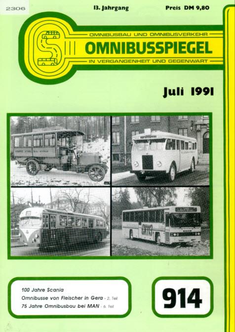 Omnibusspiegel 914