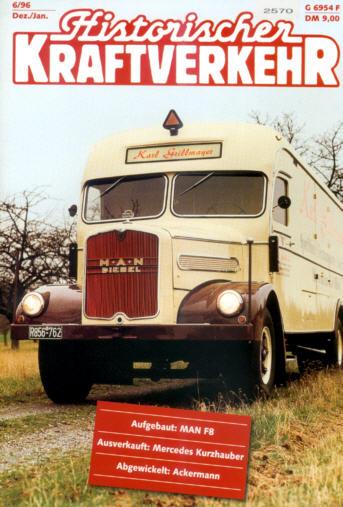 Historischer Kraftverkehr 6/96