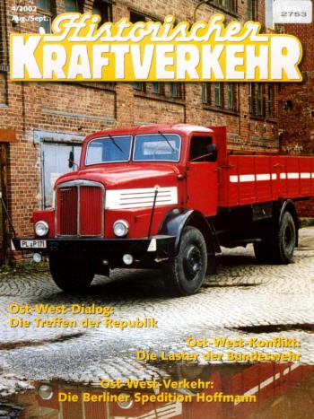 Historischer Kraftverkehr 4/2002