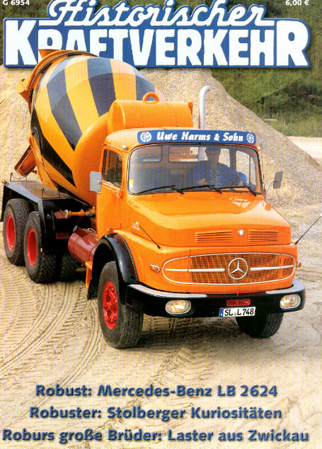 Historischer Kraftverkehr 2/2005