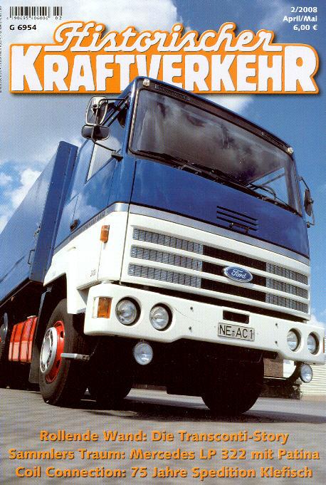 Historischer Kraftverkehr 2/2008