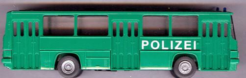 SES Ikarus 260 Polizei-Einsatzleitung
